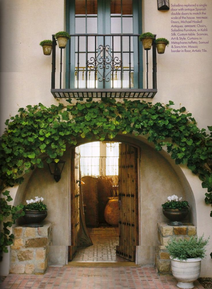 146 Best Balcony Over Garage Images On Pinterest Spanish