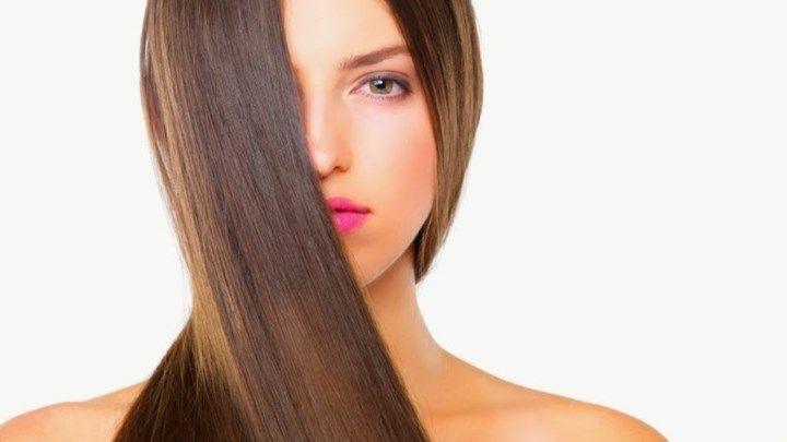 Ίσιωσε τα μαλλιά σου εντελώς φυσικά με ένα... κοτσάνι σέλινο