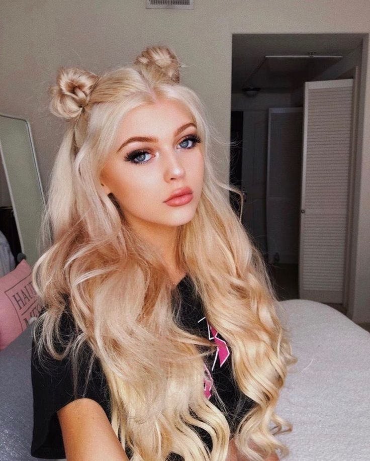 make hair style loren gray hair and makeup grey hair 6500