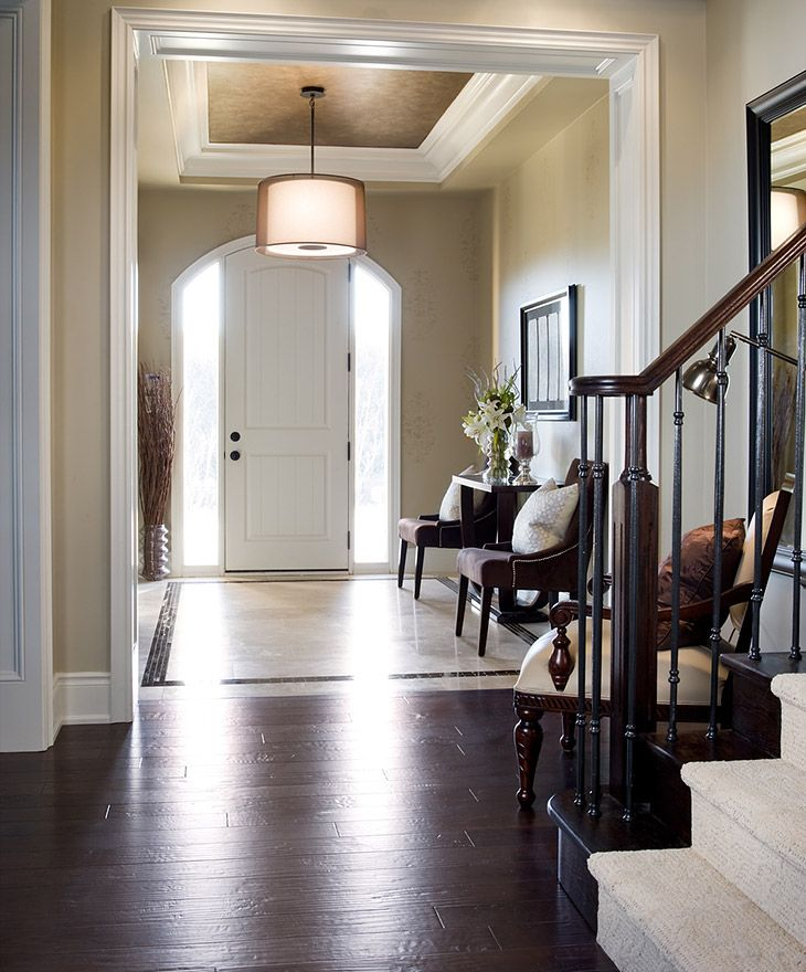 Paint A Foyer : Best images about foyers and hallways on pinterest