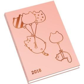 Pusheen: 2018 Diary £8.99
