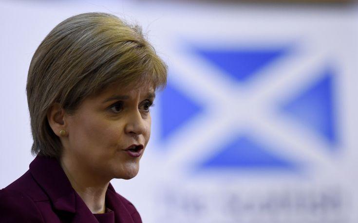 Escócia pode pedir novo referendo sobre independência - BOM DIA