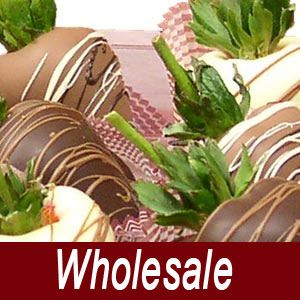 Chocolate Dipped Strawberries  wholesale pricing and delivery
