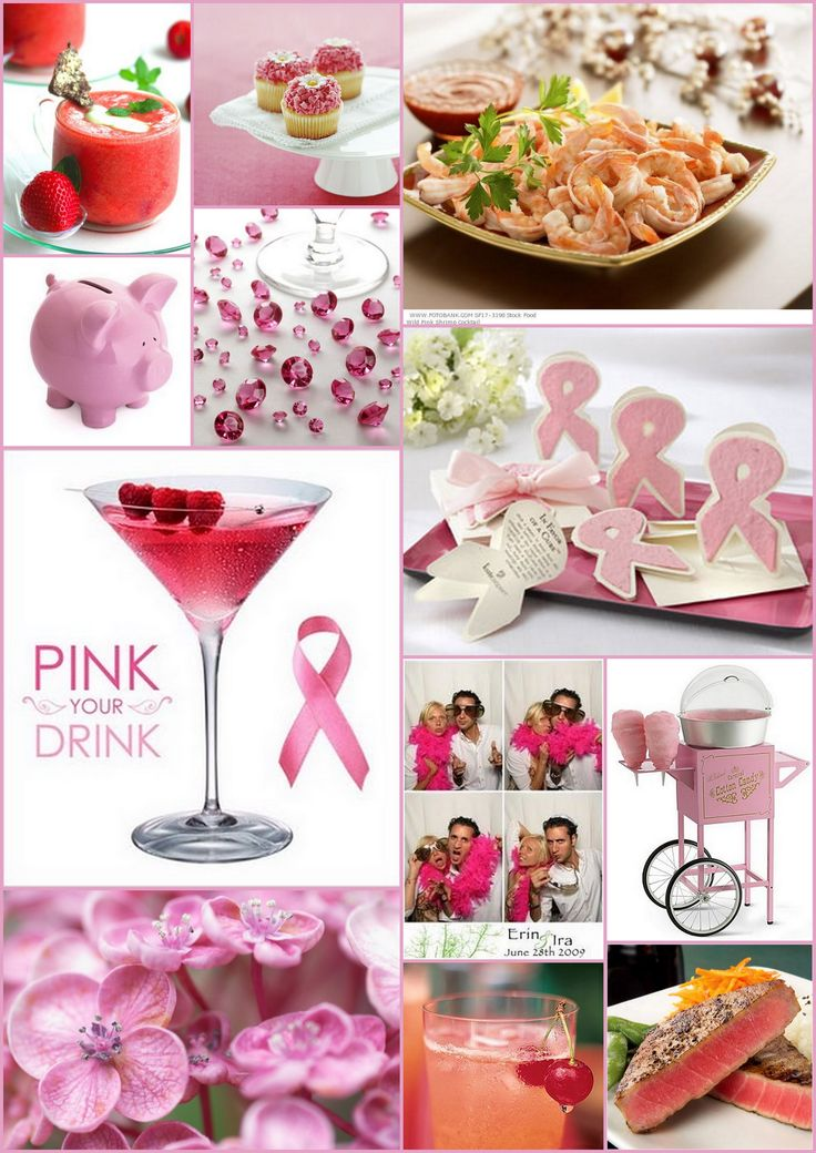 Breast Cancer Fundraising Ideas Pink Party Pinterest