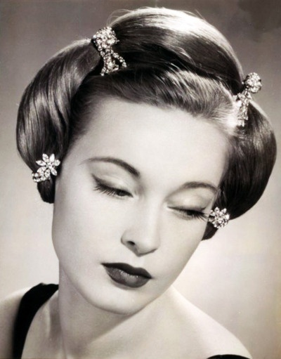 try on a haircut 209 best vintage hair images on 1953