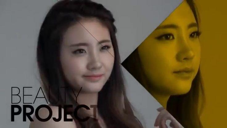 [WONJIN ULZZANG] Park Chae Hyun - BTS Photosoot of Wonjin Plastic Surgery Clinic Seoul Korea