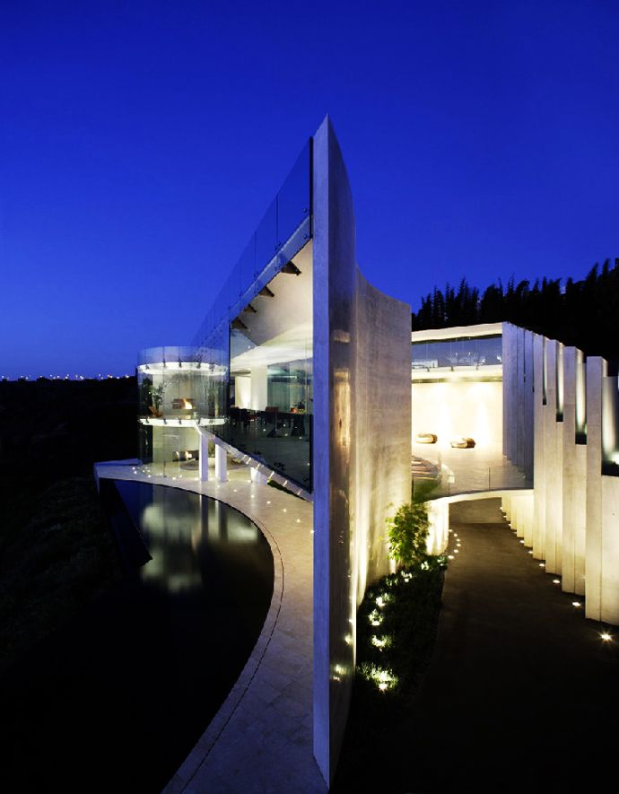 Top ten most creative houses