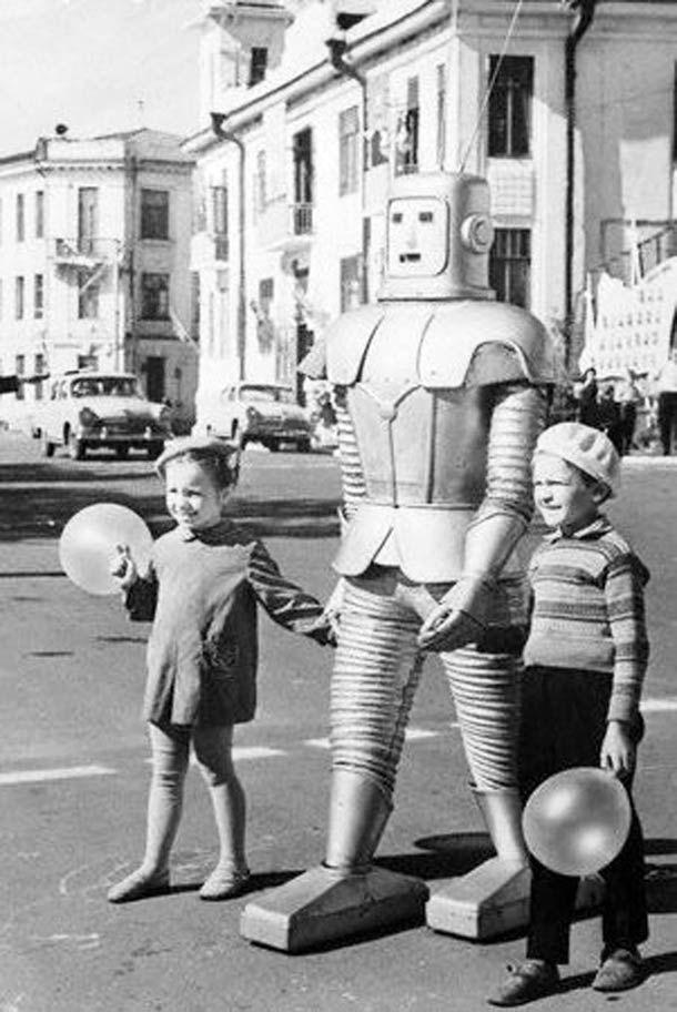 Robot nounou