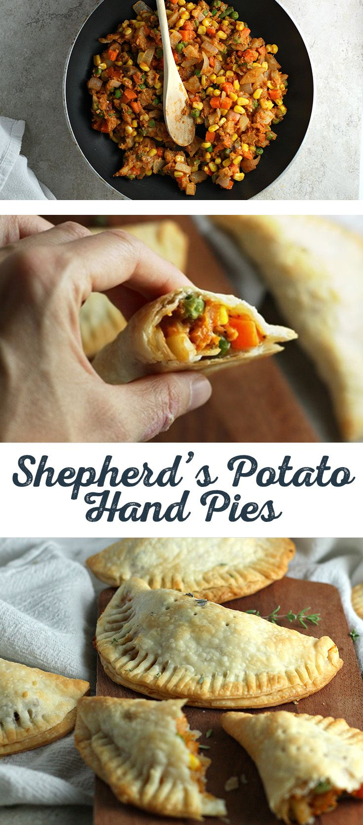 We have to hand it to Nebraska for this handheld interpretation of Shepherd's Pie. They're loaded with hearty potatoes, enveloped in a buttery crust and easy to bang out in 30 minutes. Oh, and don't forget to throw in some corn to represent all the huskers out there.