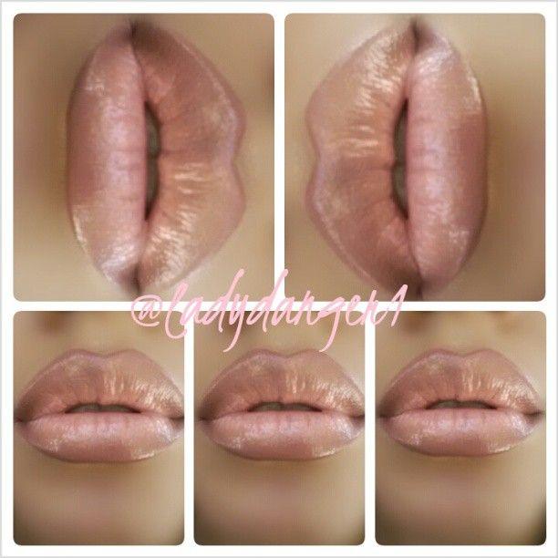 .@Diana Sanchez | Whirl lip liner, pure zen lipstick, and myth gloss. #maccosmetics #ilovemacg...