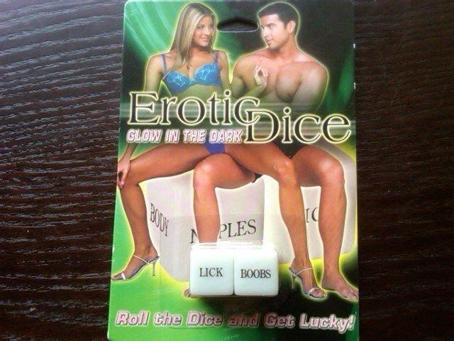 Adult erotic novelty