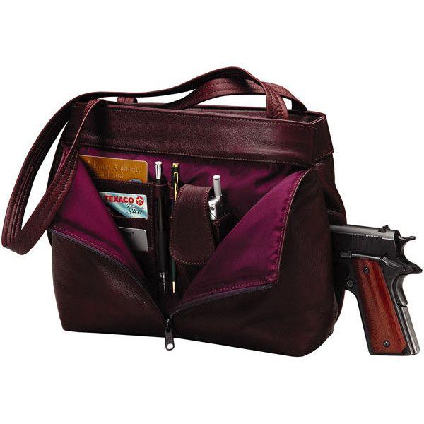 Leather Ladies Gun Purses   Quantity