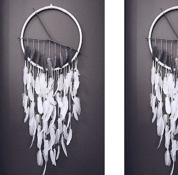 Indica Love Dream Catcher by indicadesign on Etsy