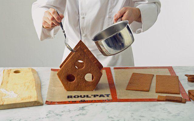 Hur man bygger pepparkakshus | Recept.se