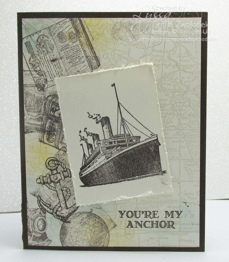 Attractive Card Making Ideas For Men Part - 13: See Hundreds Of Great Ideas Here: Song Of My Heart Stampers