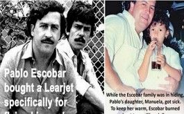 ViralityToday - Amazing Things You Didn't Know About Cocaine King Pablo Escobar