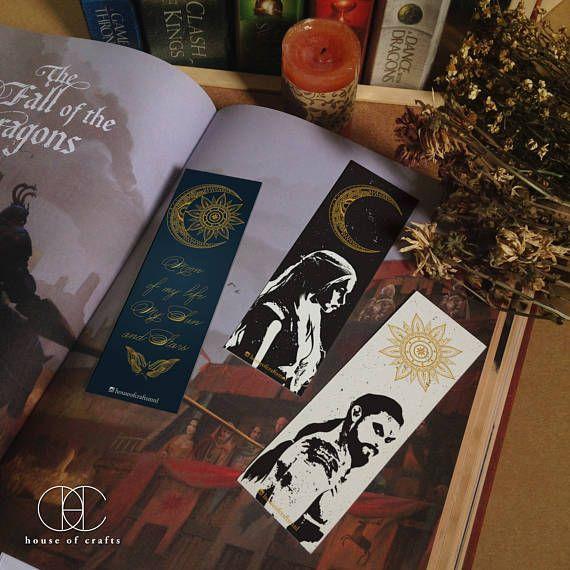 #BookmarkMonday: Game of Thrones mania / guiltless reading