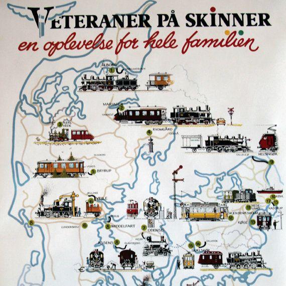 1985  Railway museums of Denmark  Original by OutofCopenhagen