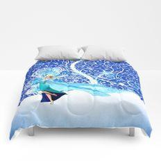 The Magic Of Frozen Comforters