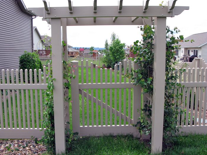1000 Images About Fence On Pinterest Chain Links