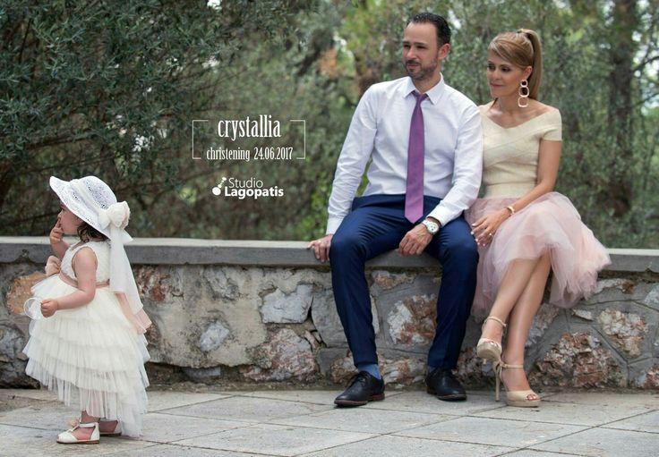 #christening #baptism #beautifulfamily #truelove #littleprincess #ktimadiamond #delichefcreativecatering  www.lagopatis.gr