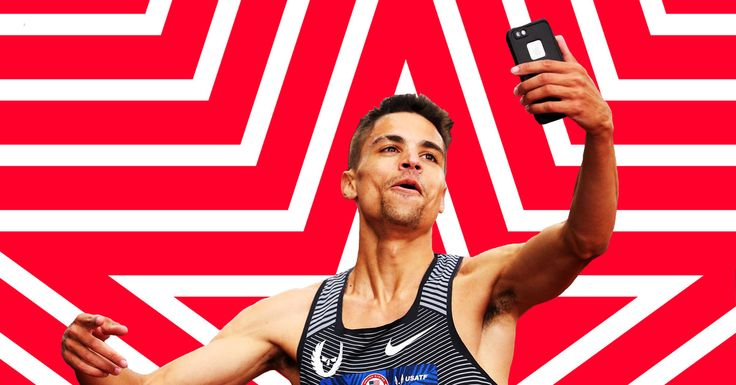 Matthew Centrowitz might be the best American miler ever He's running for the American record and another world championship. But first, he needs to check his Twitter timeline