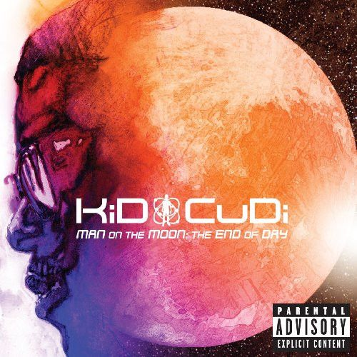 Kid Cudi - Man On The Moon: The End Of The Day on 2LP (Awaiting Repress)