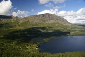 Hemsedal mountain views... summer 2014
