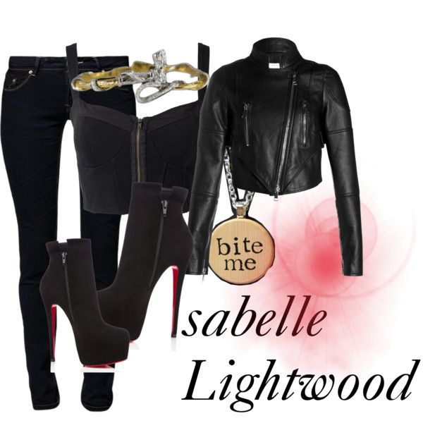 """Isabelle Lightwood"" by aleegrc1128 on Polyvore"