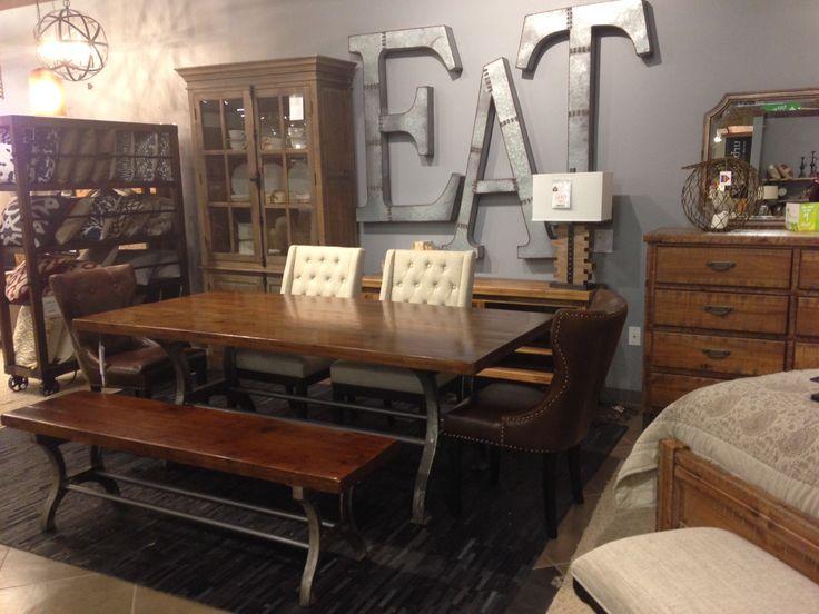 Ashley Furniture (Urbanology). | Modern Rustic | Pinterest ...
