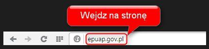 Jak założyć konto w portalu ePUAP i złożyć wniosek...