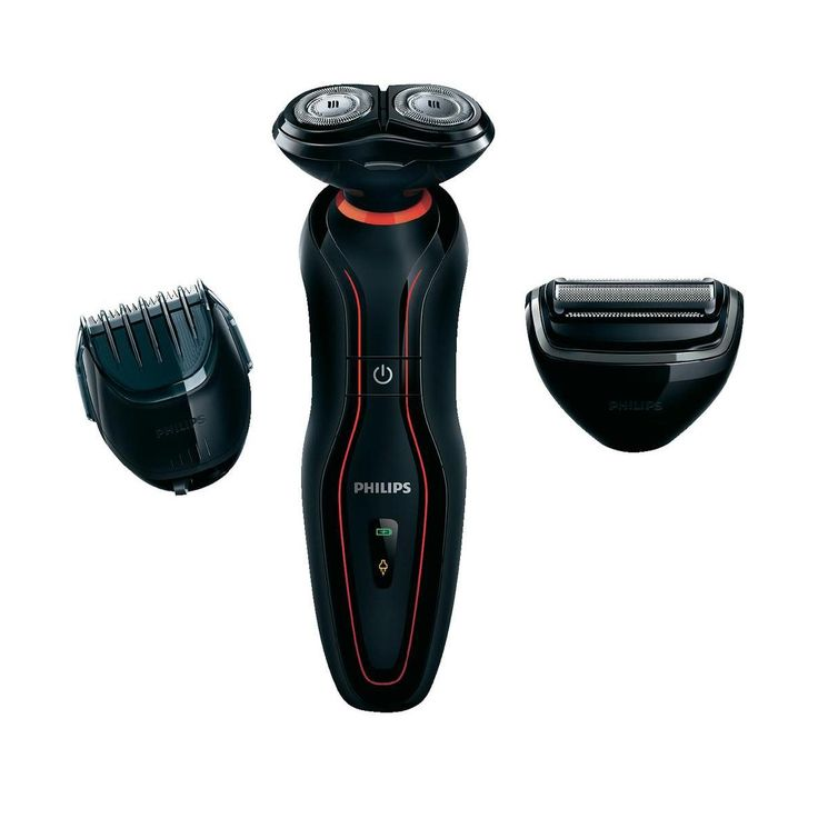Personal Edge : Click & Style rechargeable shaver