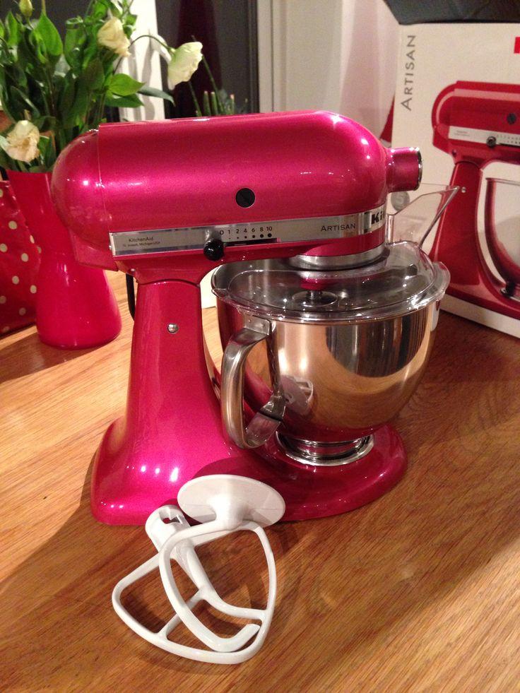Pink Kitchenaid Mixer | Kitchen needs | Kitchen aid mixer ...
