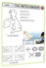 LUTINBAZAR - Leçon Royaume Uni