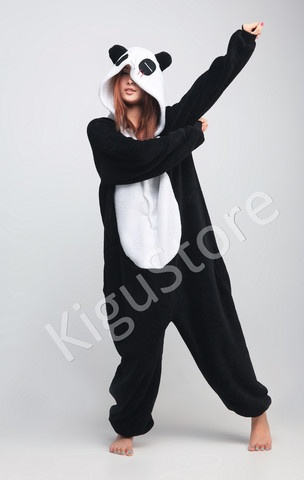 Eat all day, sleep all night, live the panda life! FREE Shipping to all over the world at www.kigustore.com!