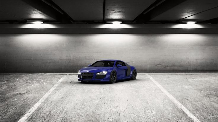 Checkout my tuning #Audi #R8 2007 at 3DTuning #3dtuning #tuning