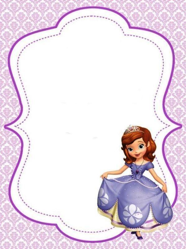 Ideas Para Fiesta De Cumpleaños De Princesa Sofia