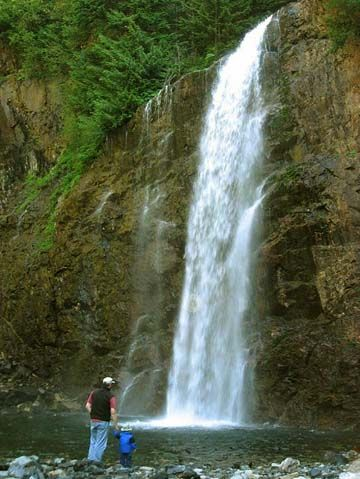 Hikes for Young Children--under 5. washington trails association. great ideas for our next time out west!