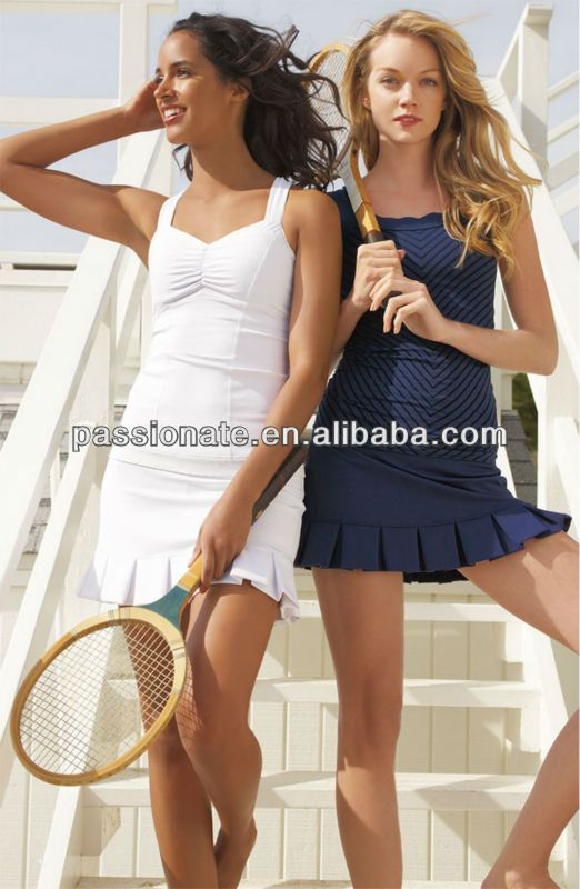 hight quality fashionable ladys sexy tennis wear wholesale $25~$40
