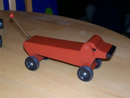 Cub Scout Pinewood Derby Cars (2006 - 2010)