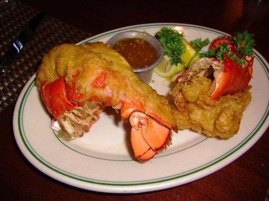fried lobster joe's seafood