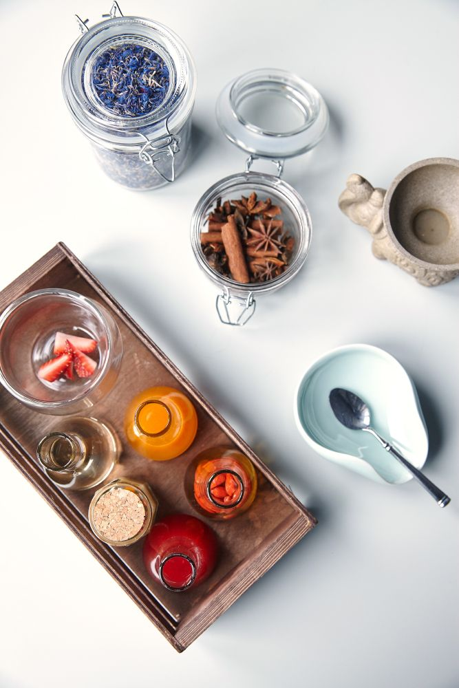 Чашечка чая – всегда хорошая идея. Наш чайный сомелье всегда поможет с выбором. #tea #ginzaproject #art #пряностинабелинского #food #drink