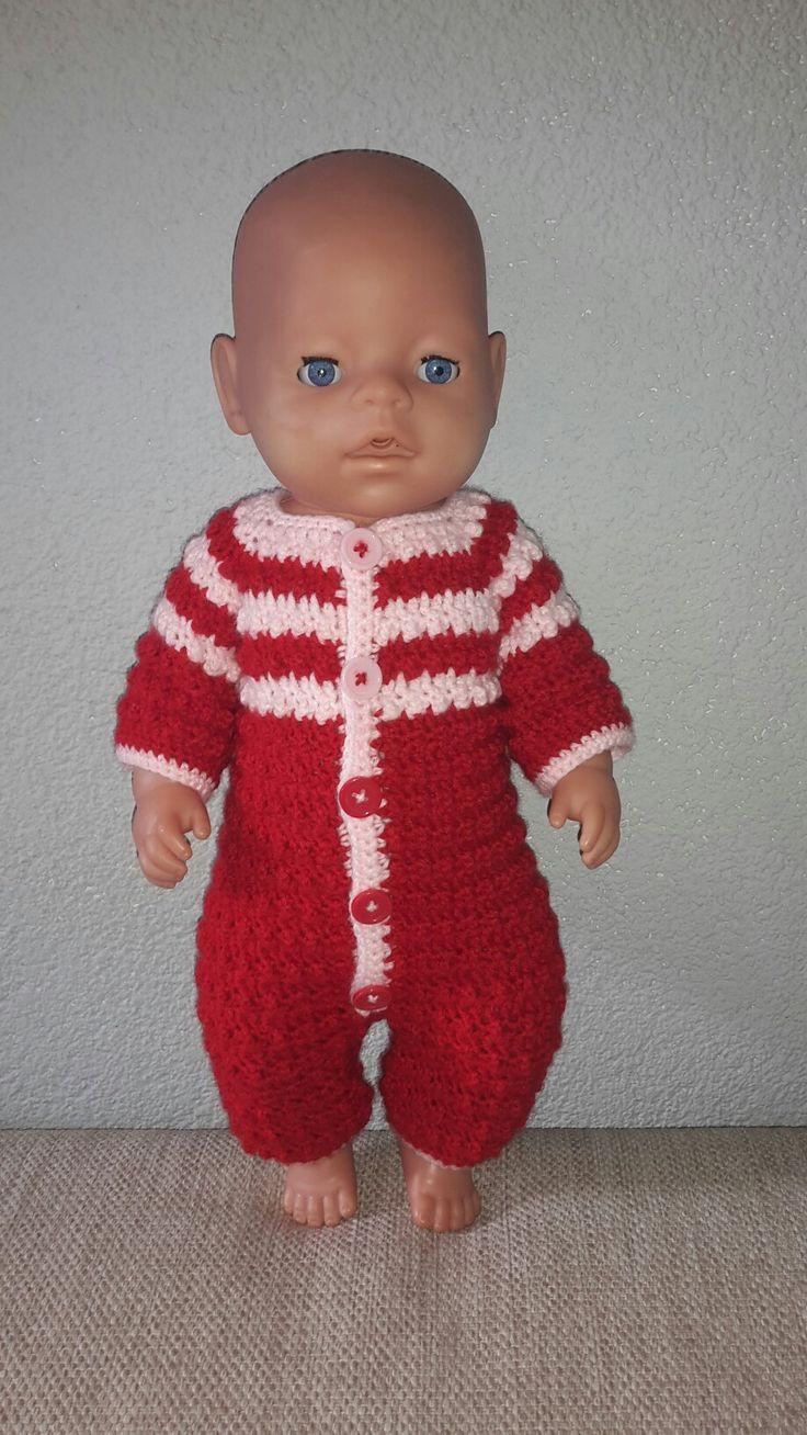 Afbeeldingsresultaat Voor Baby Born Kleertjes Haken Ber T