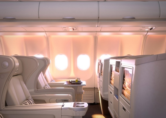 Air Pacific's first Airbus A330 in new 'Fiji Airways' livery (new seats, too) - Flights   hotels   frequent flyer   business class - Australian Business Traveller