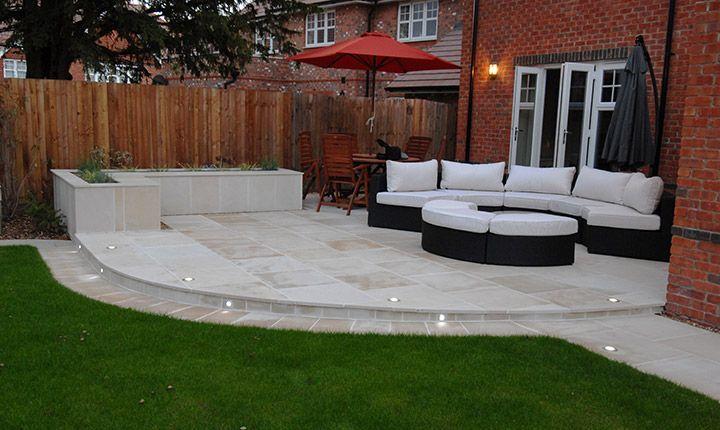image result for modern garden patios