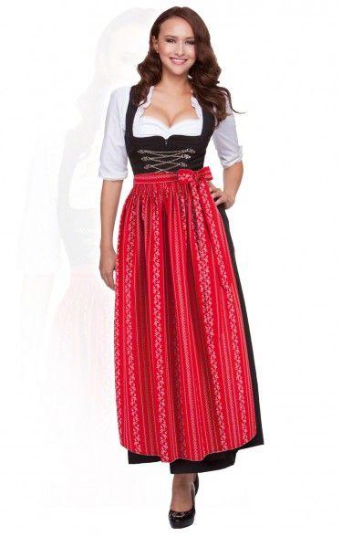 Oktoberfest dirndl 1 piece Amber/SC195a