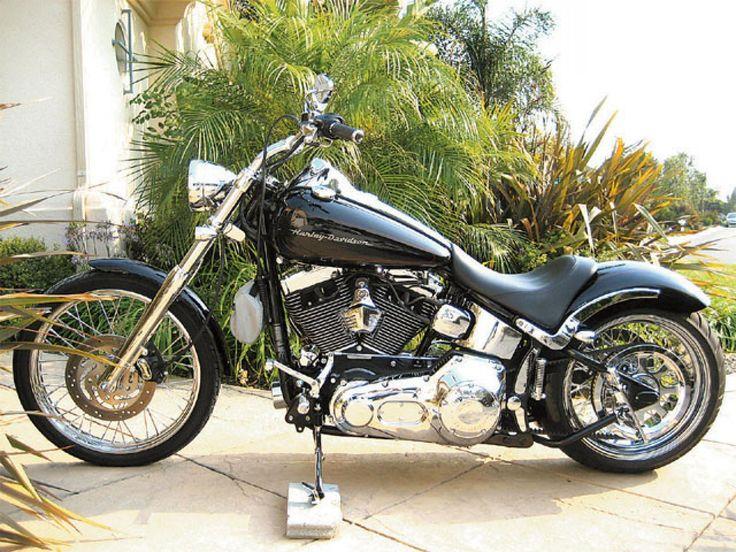 2004 Harley-Davidson Deuce, 2000 Harley-Davidson FXR, And More - Readers' Showcase | Hot Bike
