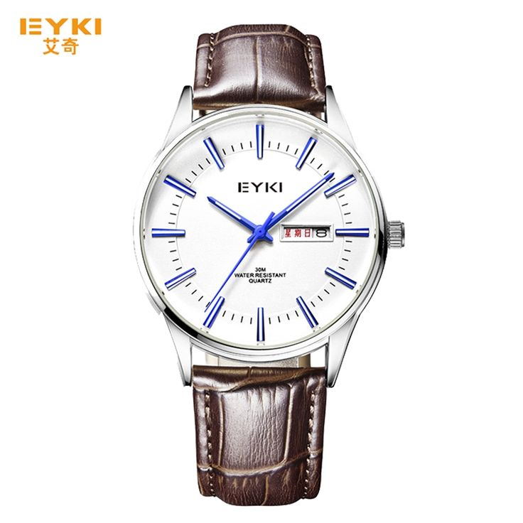 18.28$  Buy here - http://alik4a.shopchina.info/1/go.php?t=32800590322 - Man Watches Simple Big Dial Vintage Leather Strap Meskie Zegarki Water Resistant Luminous Analog Dial Wristwatch orologio Gifts  #bestbuy