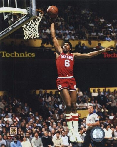 new product c2847 0961a ... The NBA Dunk Contest Breakdown The Sports Geeks  Julius Erving Action  Photo Print x ...