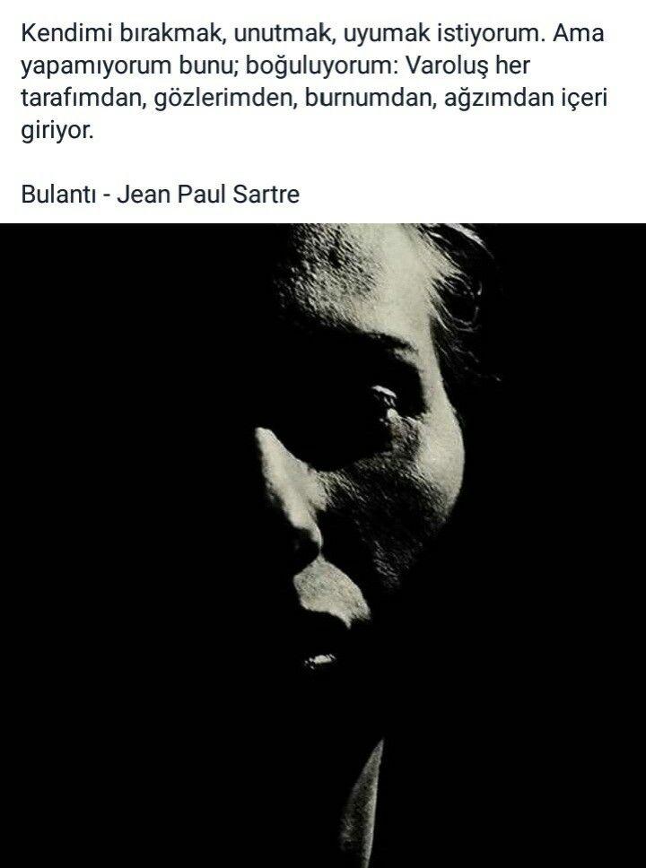 Sartre / bulantı